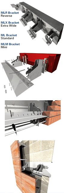 Brickwork Support & Restraint Systems