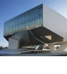 The Porsche Museum, Germany