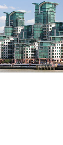 St. Georges Wharf, London